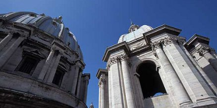 who designed the dome of st peters