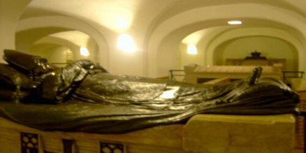 st peters tomb