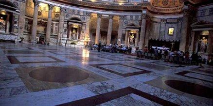 pantheon location