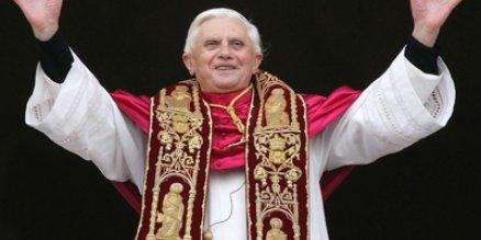 pope benedict xvi health