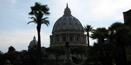 pope gardens