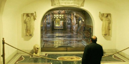 papal grottoes