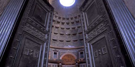 when was the pantheon built