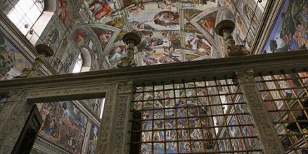 where is the sistine chapel